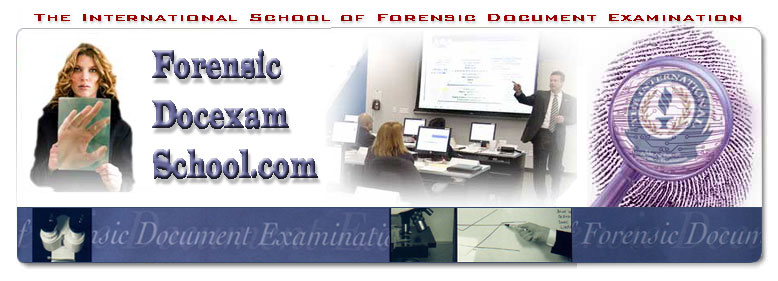 Become A Certified Forensic Document Examiner Handwriting Experts Training Forensic Criminal Justice School